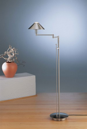 9424 Floor Lamp by Holtkotter
