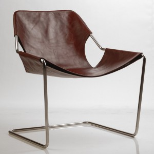 Objecto Paulistano Leather Chair