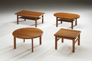 Solid Teak by Neils Bach