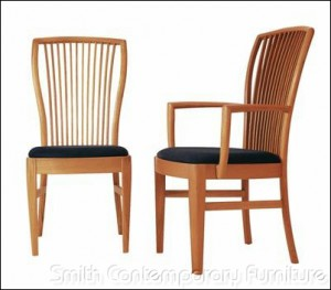 Teak Dining Chair by Sun Home Collection 1