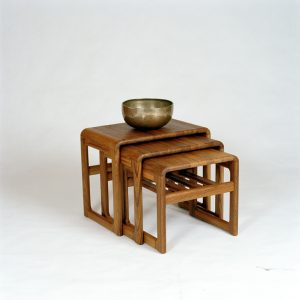 dyrlund-teak-nesting-tables